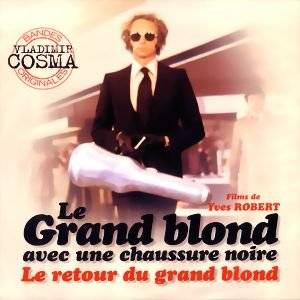 'Le grand blond avec une chaussure noire'の画像