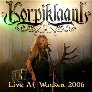 Image for 'Tervaskanto (bonus disc: Live at Wacken 2006)'