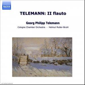 Immagine per 'TELEMANN: II flauto'