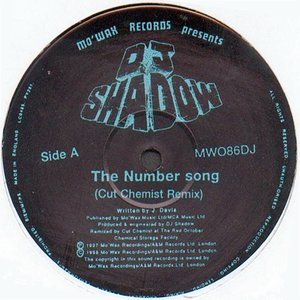 Image for 'The Number Song (Cut Chemist Remix)'