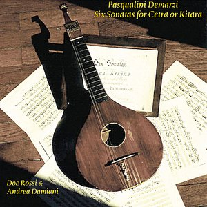 Image for 'Demarzi-6 Sonatas for Cetra o Kitara'