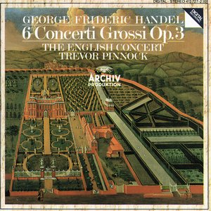 Image for 'Concerto grosso No. 3 in G major, HWV 317 (Op. 3): II. Allegro'