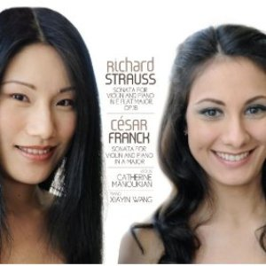 Image for 'Strauss and Franck Sonatas'