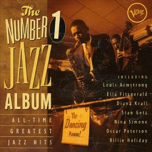 Image pour 'The Number One Jazz Album'