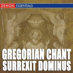 Image for 'Gregorian Chant: Surrexit Dominus'