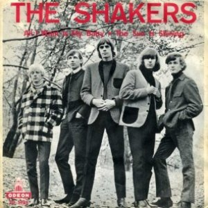 Image for 'The Shakers'