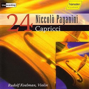 Image for '24 Capricci'