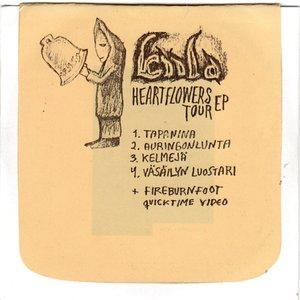 Imagem de 'Heartflowers Tour EP'