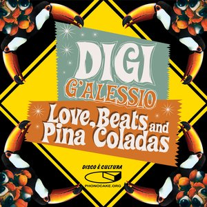 Image for 'Love, Beats and Pina Coladas'