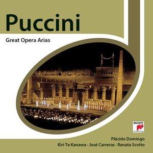 Immagine per 'Puccini: Great Opera Arias'