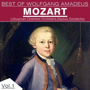 Image for 'Best of Wolfgang Amadeus Mozart, Vol. 1'