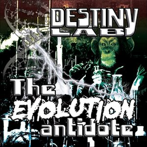 Image for 'The Evolution Antidote'