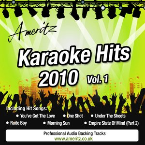 Immagine per 'Karaoke Hits - 2010 Vol.1'