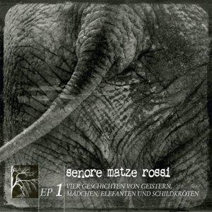 Image pour 'Vier Geschichten Von Geistern, Mädchen, Elefanten Und Schildkröten'