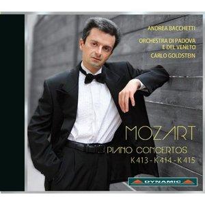 Image for 'Mozart: Piano Concertos Nos. 11-13'