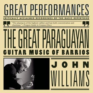 Bild för 'The Great Paraguayan - Solo Guitar Works by Barrios'