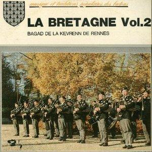 Bild für 'Bagad de la Kevrenn de Rennes'