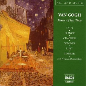 Bild für 'Art & Music: Van Gogh - Music of His Time'