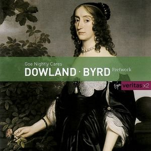 Image pour 'Dances from John Dowland's Lachrimae and Consort music and songs by William Byrd'