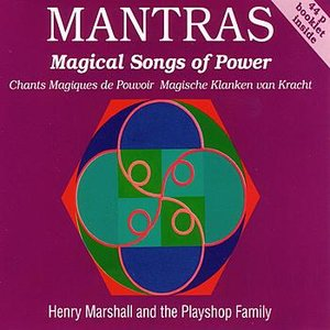 Image for 'Mantras, Magical Songs of Power'