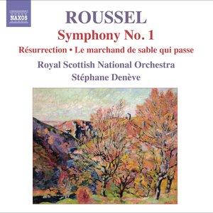 """Image for 'Roussel, A.: Symphony No. 1, """"Le Poeme De La Foret"""" / Resurrection / Le Marchand De Sable Qui Passe'"""