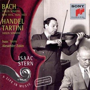 Image for 'Bach/Handel/Tartini: Sonatas for Violin'