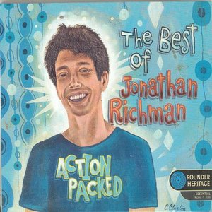 Image for 'Action Packed: The Best of Jonathan Richman'