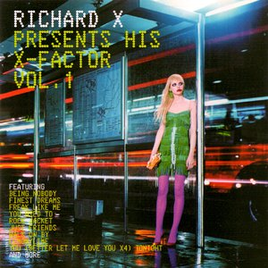 Image for 'Richard X Presents His X-Factor Vol. 1'