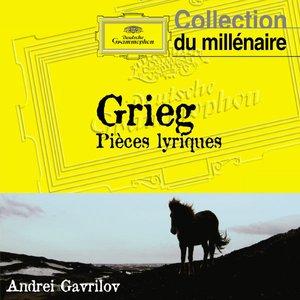 Image for 'Grieg: Pièces lyriques'
