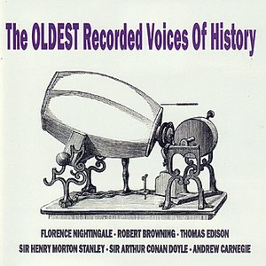 Imagem de 'The Oldest Recorded Voices of History'
