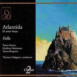 Image for 'de Falla: Atlantida: El amor brujo - Suite'