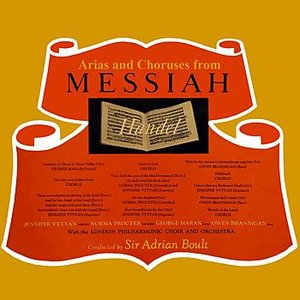 Image for 'Arias And Choruses From Messiah'