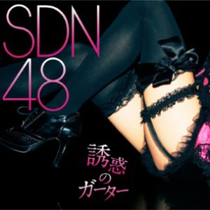 Image for 'SDN48 1st Stage「誘惑のガーター」'