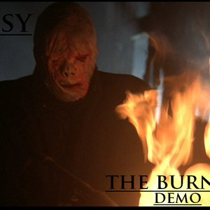 Immagine per 'THE BURNING-DEMO'