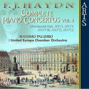 Image for 'Haydn: Complete Piano Concertos - Vol. 4'
