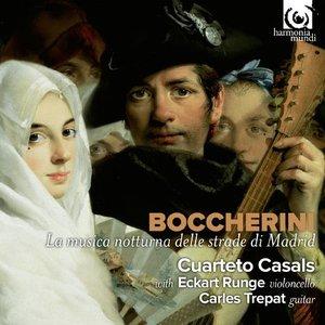 Image for 'Boccherini: La musica notturna delle strade di Madrid'