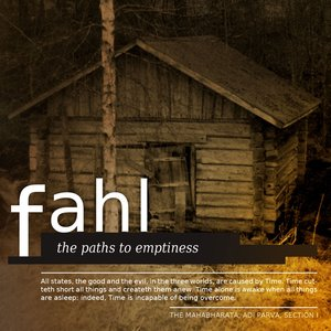 Image for 'Fahl-The Paths to Emptiness'
