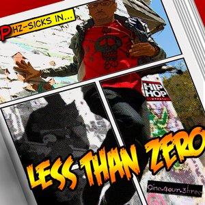 Image for 'Less Than Zero'