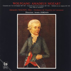Image for 'Mozart, Concertos for Flute & Orchestra'