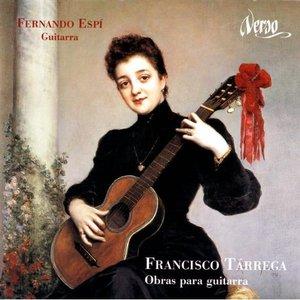 Image for 'Francisco Tarrega: Obras Para Guitarra'