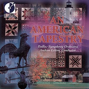 """An American Tapestry""的封面"