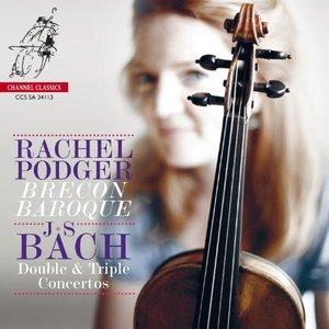 Immagine per 'Bach: Double & Triple Concertos'