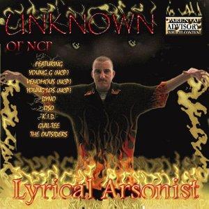Image for 'Lyrical Arsonist'