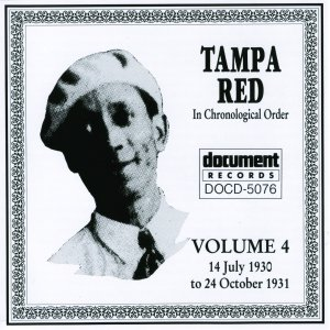 Image for 'Tampa Red Vol. 4 (1930 - 1931)'