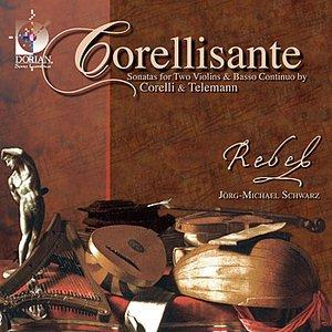 Image for 'Sonate Corellisante No. 2 in  A Major, TWV 42, A 5: II. Allemande, Presto'
