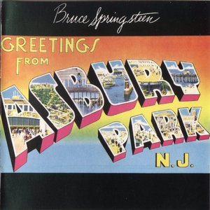 Image for 'Greetings From Asbury Park'