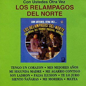 Image for 'Con Ustedes Otra Vez'