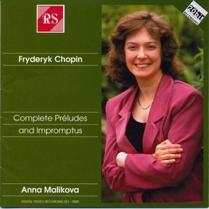 Image for 'Fryderyk Chopin: Complete Préludes and Impromptus'