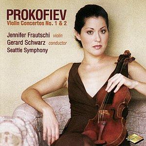 Image for 'PROKOFIEV: Violin Concertos Nos. 1 and 2'