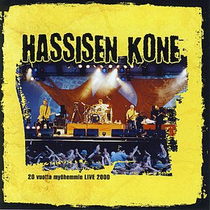 Image for 'Hassisen Kone (Live)'